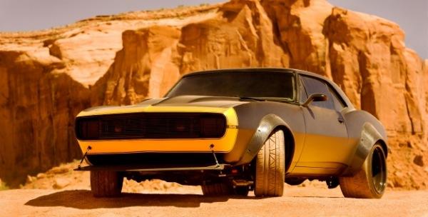 大黄蜂车3