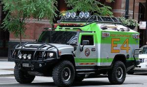 救护车棘轮车1