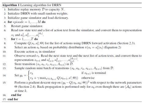 DRRN Code