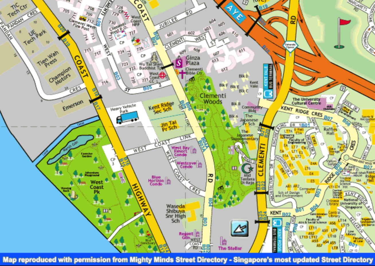 NUS_clementiwoods_map