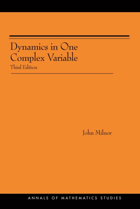 DynamicsinOneComplexVariable