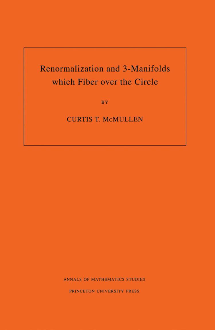 Renormalizationand3Manifolds