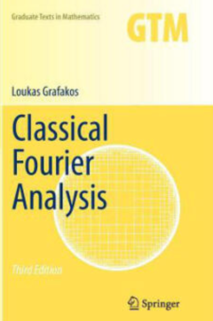 ClassicalFourierAnalysis